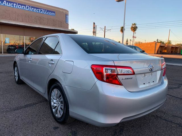 2012 Toyota Camry LE 3 MONTH/3,000 MILE NATIONAL POWERTRAIN WARRANTY Mesa, Arizona 2