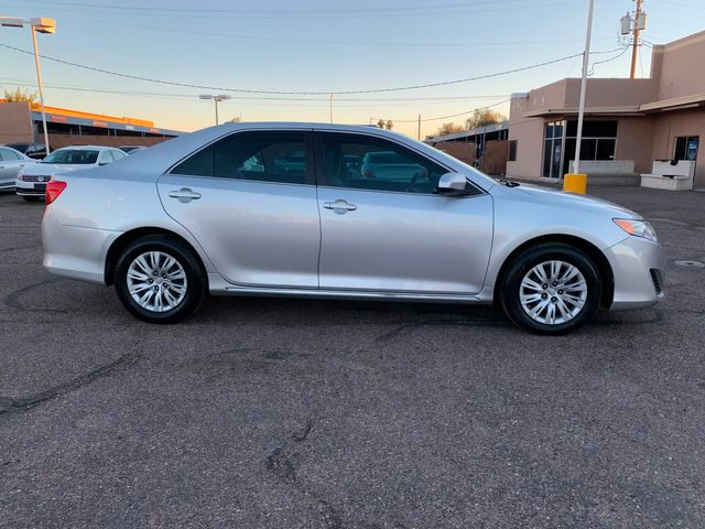 2012 Toyota Camry LE 3 MONTH/3,000 MILE NATIONAL POWERTRAIN WARRANTY Mesa, Arizona 5
