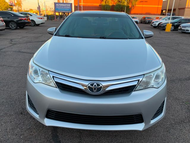 2012 Toyota Camry LE 3 MONTH/3,000 MILE NATIONAL POWERTRAIN WARRANTY Mesa, Arizona 7