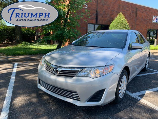 2012 Toyota Camry SE Sport Limited Ed