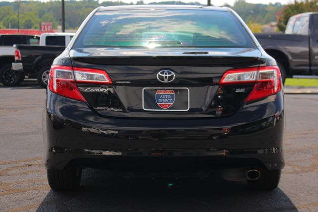 2012 Toyota Camry SE FWD - LEATHER INTERIOR - ONE OWNER! Mooresville , NC 16