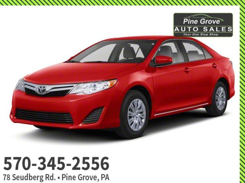 2012 Toyota Camry SE | Pine Grove, PA | Pine Grove Auto Sales in Pine Grove, PA