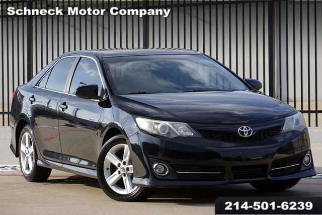 2012 Toyota Camry SE SE *** RATES AS LOW AS 1.99 APR* ***