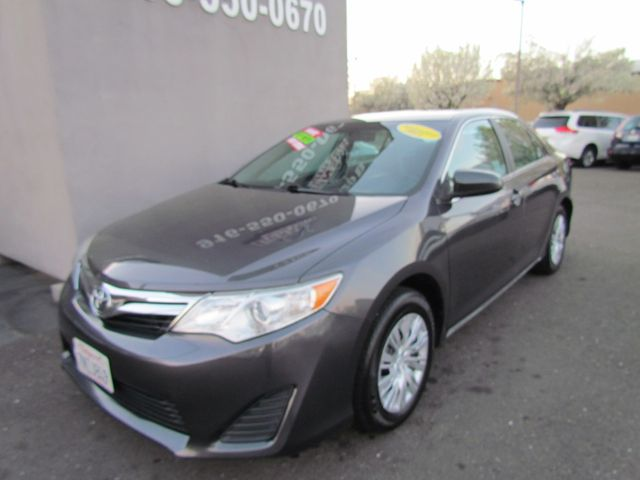 2012 Toyota Camry L in Sacramento, CA 95825