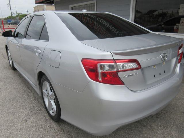 2012 Toyota Camry SE south houston, TX 2