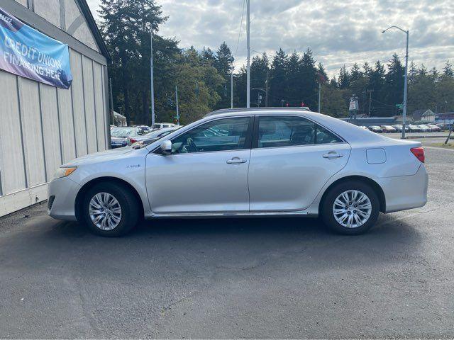 2012 Toyota Camry Hybrid XLE in Tacoma, WA 98409