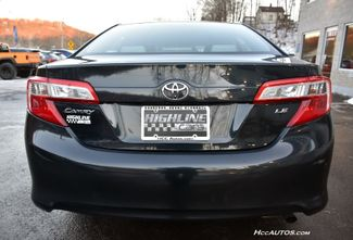 2012 Toyota Camry 4dr Sdn I4 Auto LE Waterbury, Connecticut 3