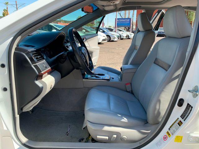 2012 Toyota Camry XLE 3 MONTH/3,000 MILE NATIONAL POWERTRAIN WARRANTY Mesa, Arizona 9