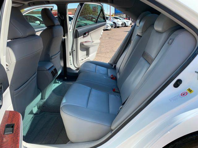 2012 Toyota Camry XLE 3 MONTH/3,000 MILE NATIONAL POWERTRAIN WARRANTY Mesa, Arizona 10