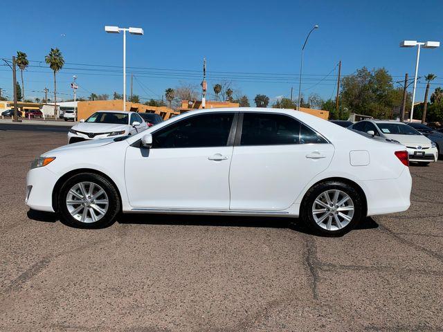 2012 Toyota Camry XLE 3 MONTH/3,000 MILE NATIONAL POWERTRAIN WARRANTY Mesa, Arizona 1