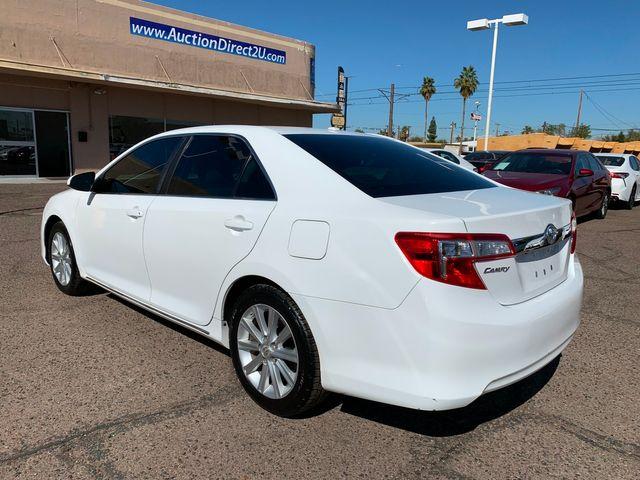 2012 Toyota Camry XLE 3 MONTH/3,000 MILE NATIONAL POWERTRAIN WARRANTY Mesa, Arizona 2