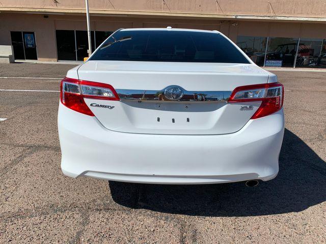 2012 Toyota Camry XLE 3 MONTH/3,000 MILE NATIONAL POWERTRAIN WARRANTY Mesa, Arizona 3