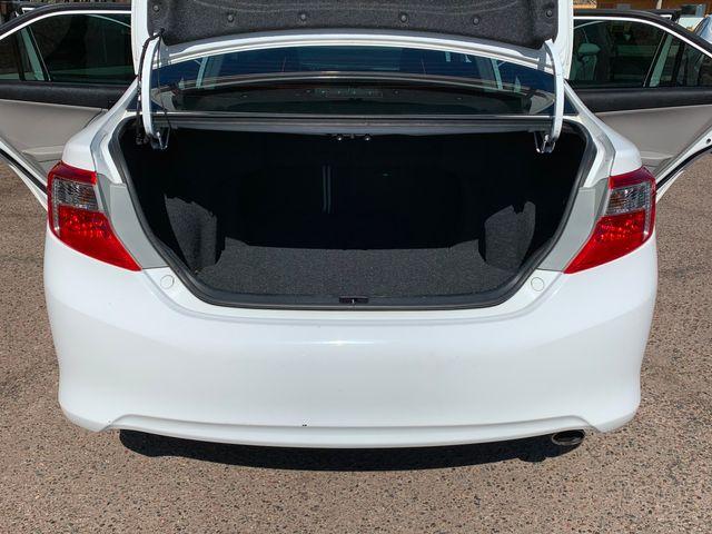 2012 Toyota Camry XLE 3 MONTH/3,000 MILE NATIONAL POWERTRAIN WARRANTY Mesa, Arizona 11