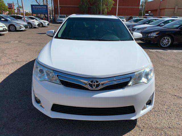 2012 Toyota Camry XLE 3 MONTH/3,000 MILE NATIONAL POWERTRAIN WARRANTY Mesa, Arizona 7