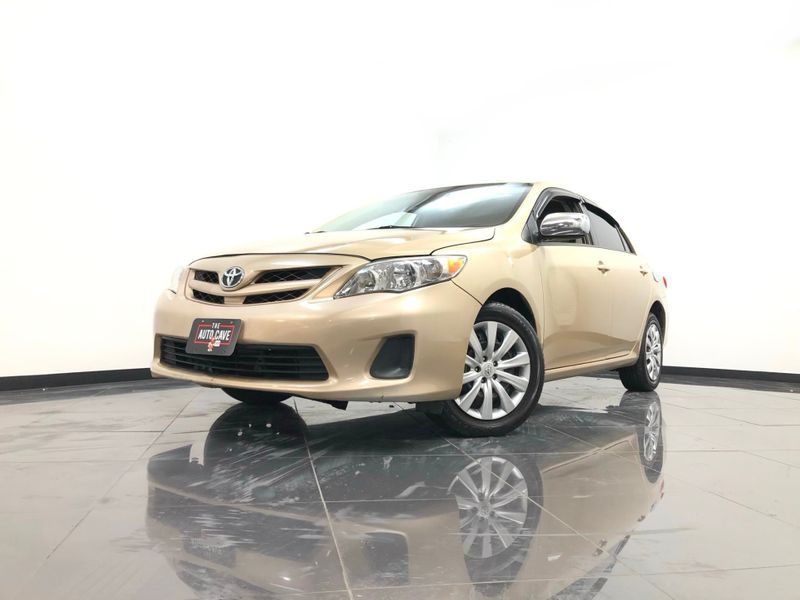 2012 Toyota Corolla *Drive TODAY & Make PAYMENTS* | The Auto Cave in Addison
