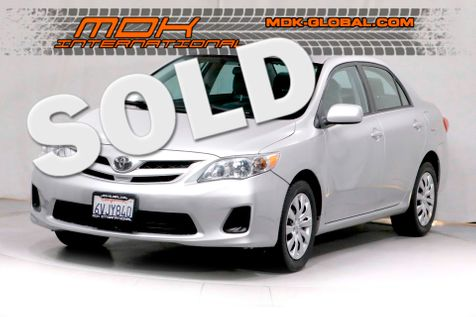 2012 Toyota Corolla LE - Alloy Wheels - Local private party trade in in Los Angeles