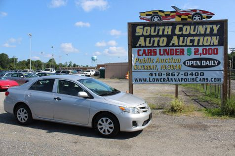 2012 Toyota COROLLA BASE in Harwood, MD