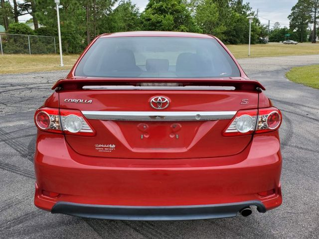 2012 Toyota Corolla S in Hope Mills, NC 28348