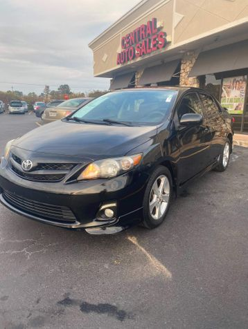 2012 Toyota Corolla L | Hot Springs, AR | Central Auto Sales in Hot Springs, AR