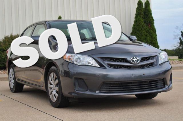 2012 Toyota Corolla LE in Jackson MO, 63755