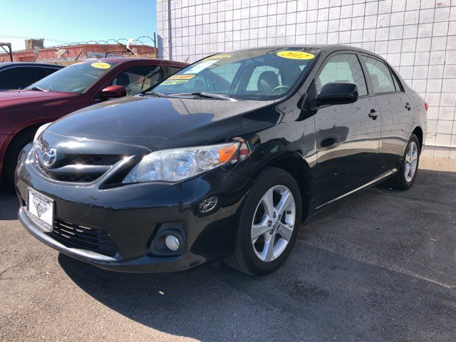 2012 Toyota Corolla LE CAR PROS AUTO CENTER (702) 405-9905 Las Vegas, Nevada 1