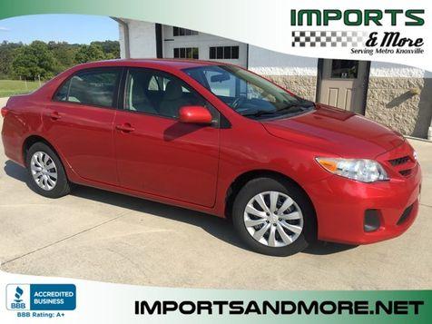 2012 Toyota Corolla LE in Lenoir City, TN