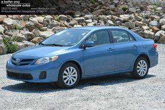 2012 Toyota Corolla LE Naugatuck, Connecticut