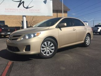 2012 Toyota Corolla LE LOCATED IN ARMORE 580-798-2357 in Oklahoma City OK