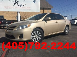 2012 Toyota Corolla LE LOCATED IN ARMORE 580-798-2357 in Oklahoma City OK