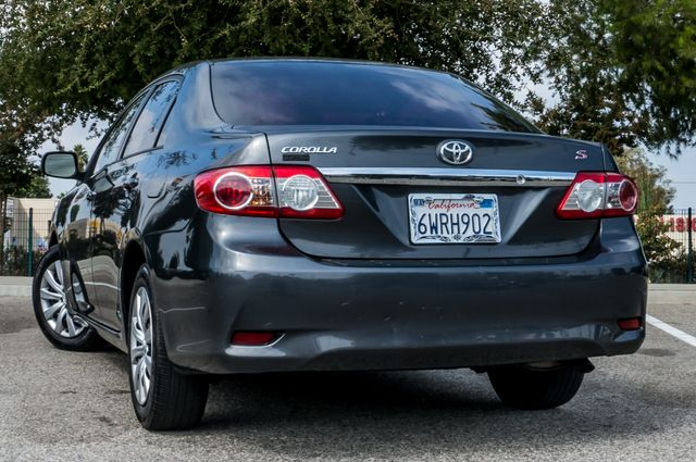 2012 Toyota Corolla S Reseda, CA 8