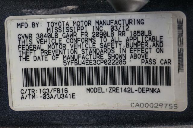 2012 Toyota Corolla S Reseda, CA 40