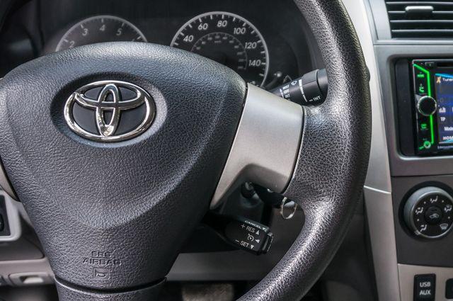 2012 Toyota Corolla S Reseda, CA 23