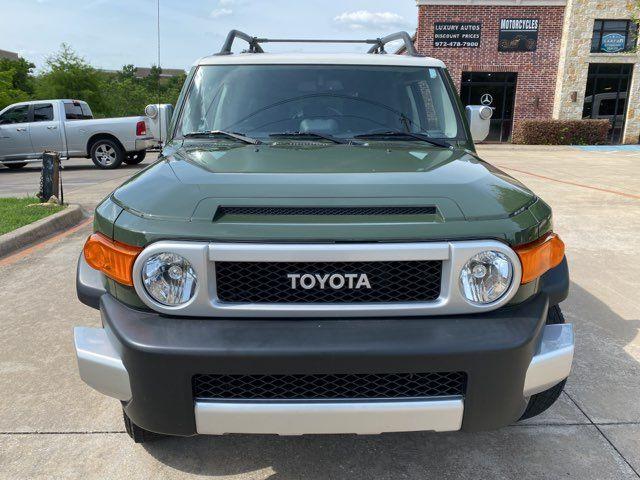 2012 Toyota FJ Cruiser ONE OWNER in Carrollton, TX 75006