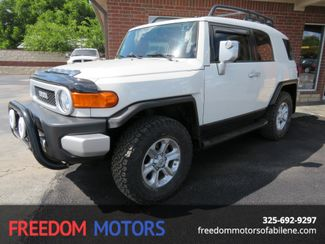 2012 Toyota FJ Cruiser 4x4 in Abilene Texas