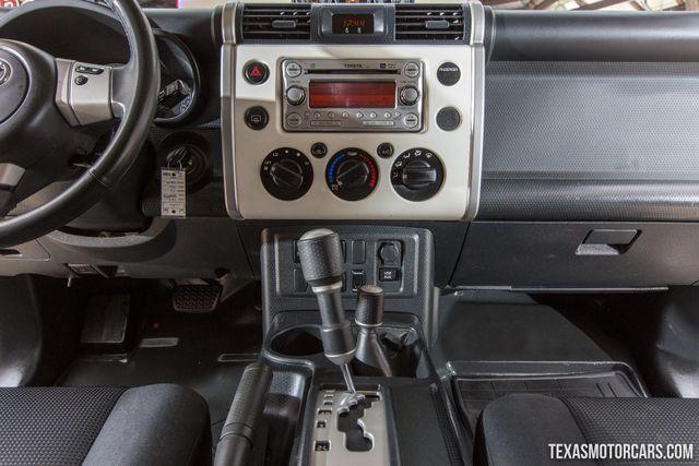 2012 Toyota FJ Cruiser 4X4 in Addison Texas, 75001