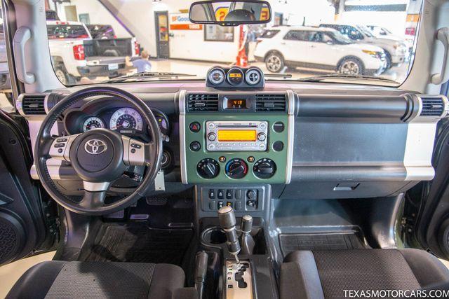 2012 Toyota FJ Cruiser in Addison, Texas 75001