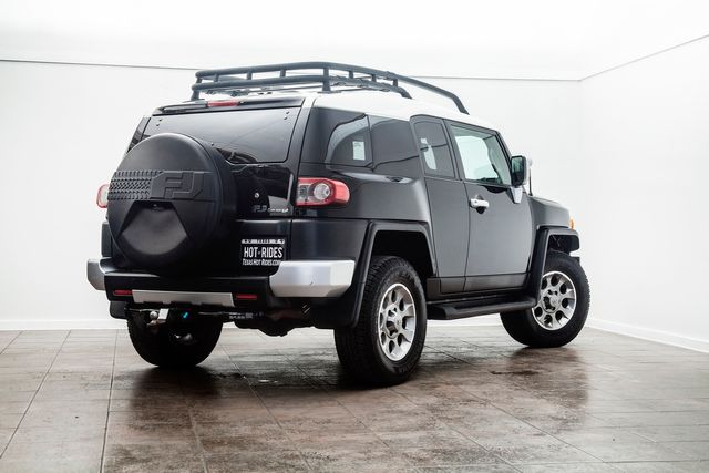 2012 Toyota FJ Cruiser 4wd in Addison, TX 75001