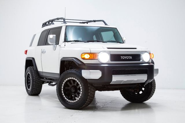 2012 Toyota FJ Cruiser 4WD With Upgrades in TX, 75006