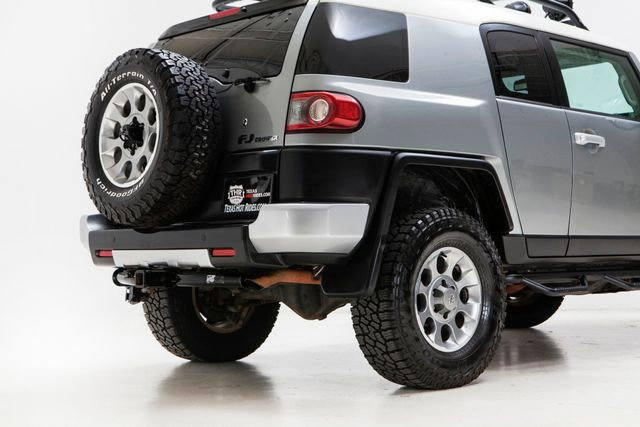 2012 Toyota FJ Cruiser 4x4 Lifted With Upgrades in TX, 75006