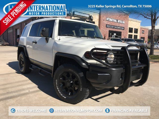 2012 Toyota FJ Cruiser 4X4 in Carrollton, TX 75006