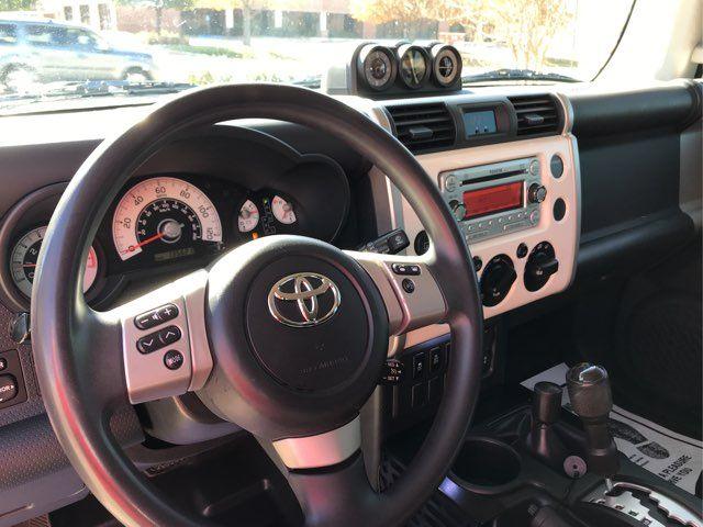 2012 Toyota FJ Cruiser 4X4 in Carrollton, TX 75006