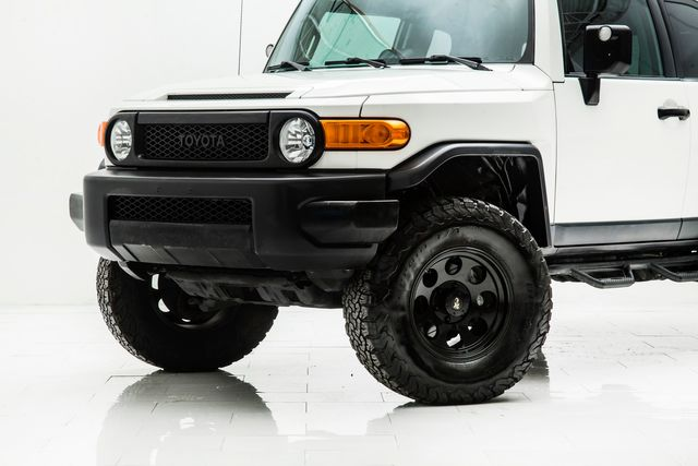 2012 Toyota FJ Cruiser 4x4 Lifted With Upgrades in Carrollton, TX 75006