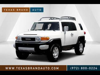 2012 Toyota FJ Cruiser Sport Utility 2D in Dallas, TX 75229