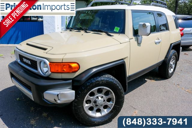 2012 Toyota FJ Cruiser in Ewing, NJ 08638