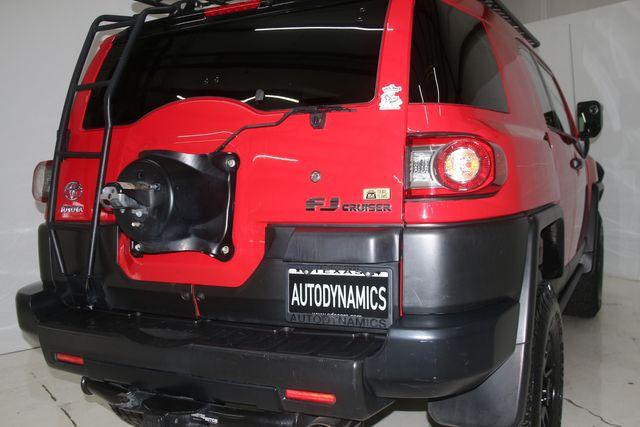 2012 Toyota FJ Cruiser Houston, Texas 10