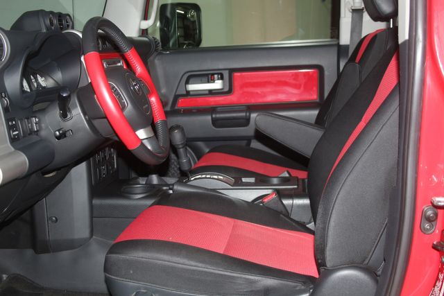 2012 Toyota FJ Cruiser Houston, Texas 18