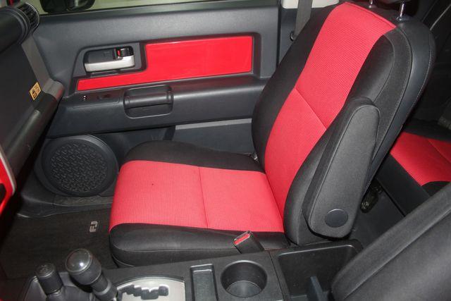 2012 Toyota FJ Cruiser Houston, Texas 23