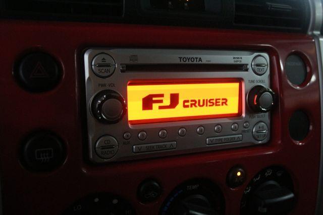 2012 Toyota FJ Cruiser Houston, Texas 36