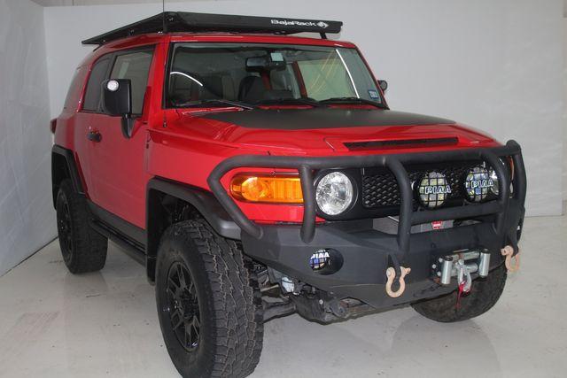 2012 Toyota FJ Cruiser Houston, Texas 4