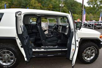 2012 Toyota FJ Cruiser 4WD 4dr Auto (Natl) Waterbury, Connecticut 17
